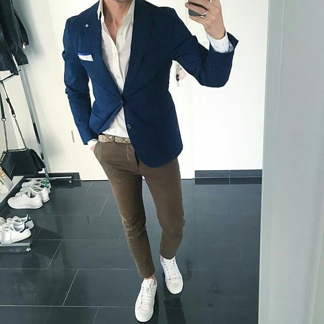 dress up sneakers mens