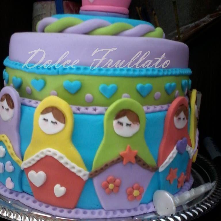 Torta Mamushkas