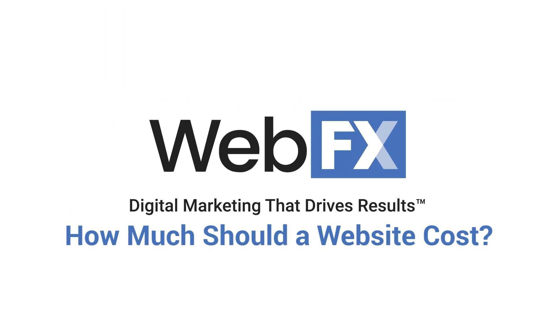 Top 10 Rankings List The Best Web Design Company In The World Webfx Web Design Web Design Company Web Design Pricing