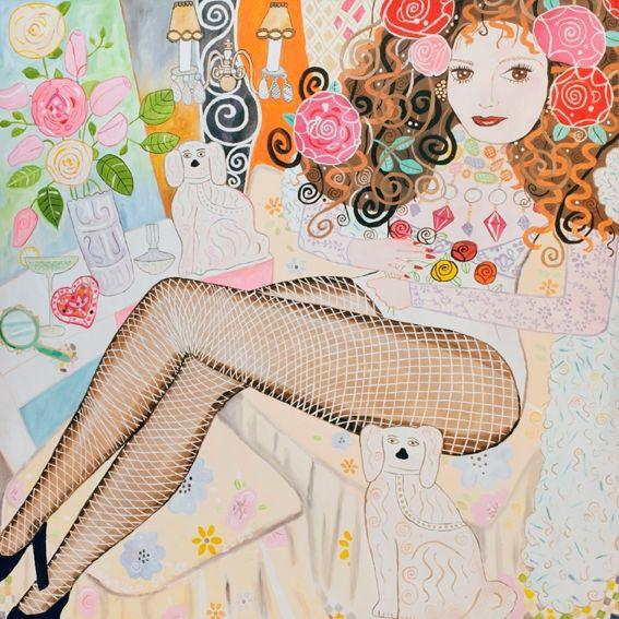 Juwelia Artists Jack Hanley Gallery Exhibition Artist Emerging Artists