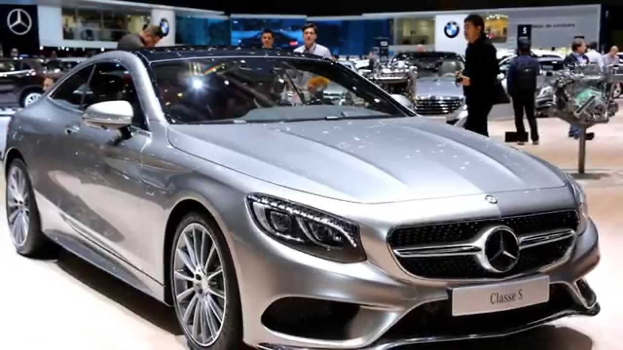 All Types cls mercedes 2015 : Mercedes Benz 2015 CLS Coupe Youtube | Best Car Mercedes ...