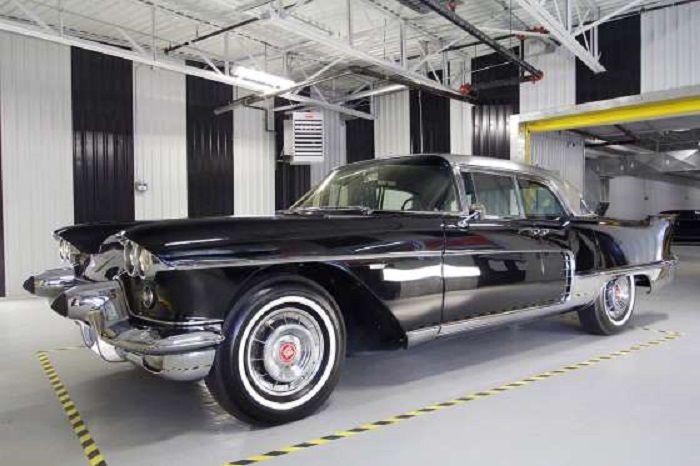 1958 cadillac eldorado brougham black with stainless steel roof rh pinterest com