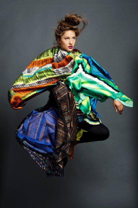 2 scarves Special offer  reduced prices for by DiklaLevskyDesign