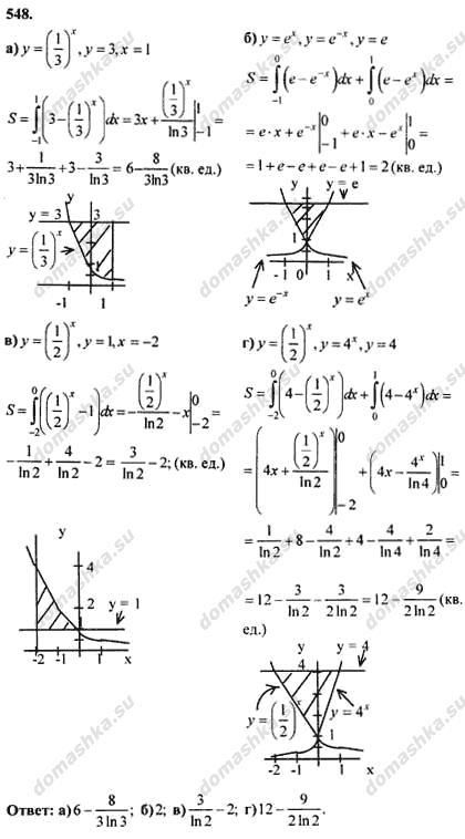 Смирнова 11 класс математика гдз онлайн