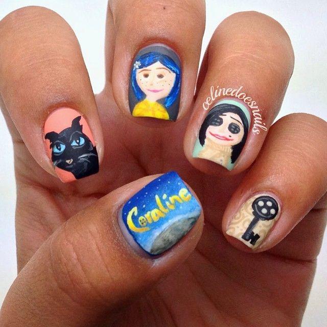 Pin Di Nails