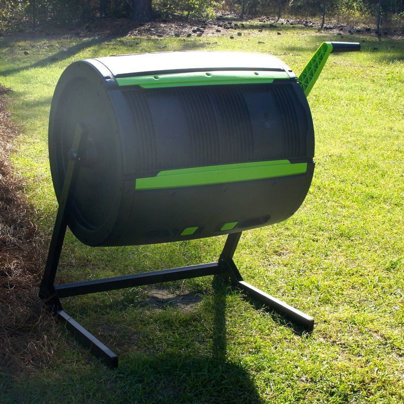 2 stage maze 65 gal tumbler composter composter