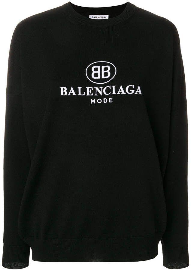 cdd8713fac1 Balenciaga BB Mode Hoodie