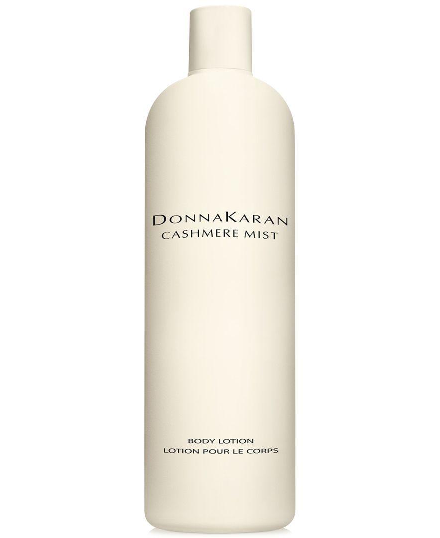 Donna Karan Cashmere Mist Body Lotion, 15.2 oz