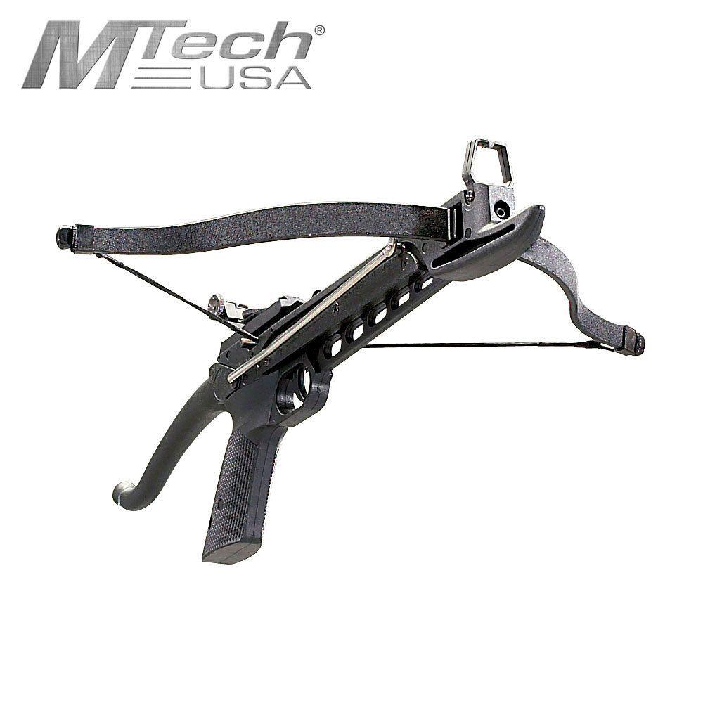 Mtech USA MCDX70 80 Lb Pistol Style Crossbow Crossbow