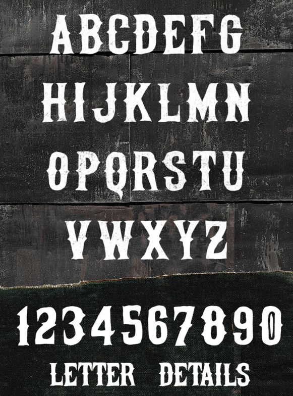 Download this Helltown Font free today, instantly! Free