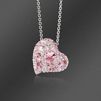 ab3fb7cd6 Dainty Sweet Love Heart Necklace | Jewelry | Jewelry, Pinterest ...