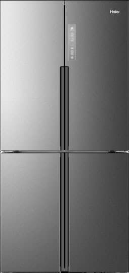 Haier Hrq16n3bgs Counter Depth Four Door Refrigerator French Door Refrigerator