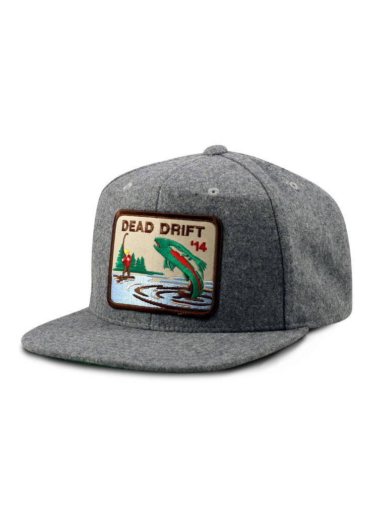 1f2ff7d0 Wool Flat Bill | Mossy Creek | Fly fishing hats, Fly fishing gear ...