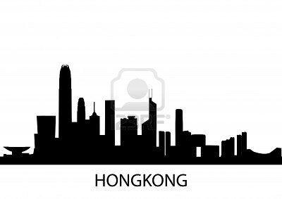 Stock Vector Hong Kong Illustration Kong