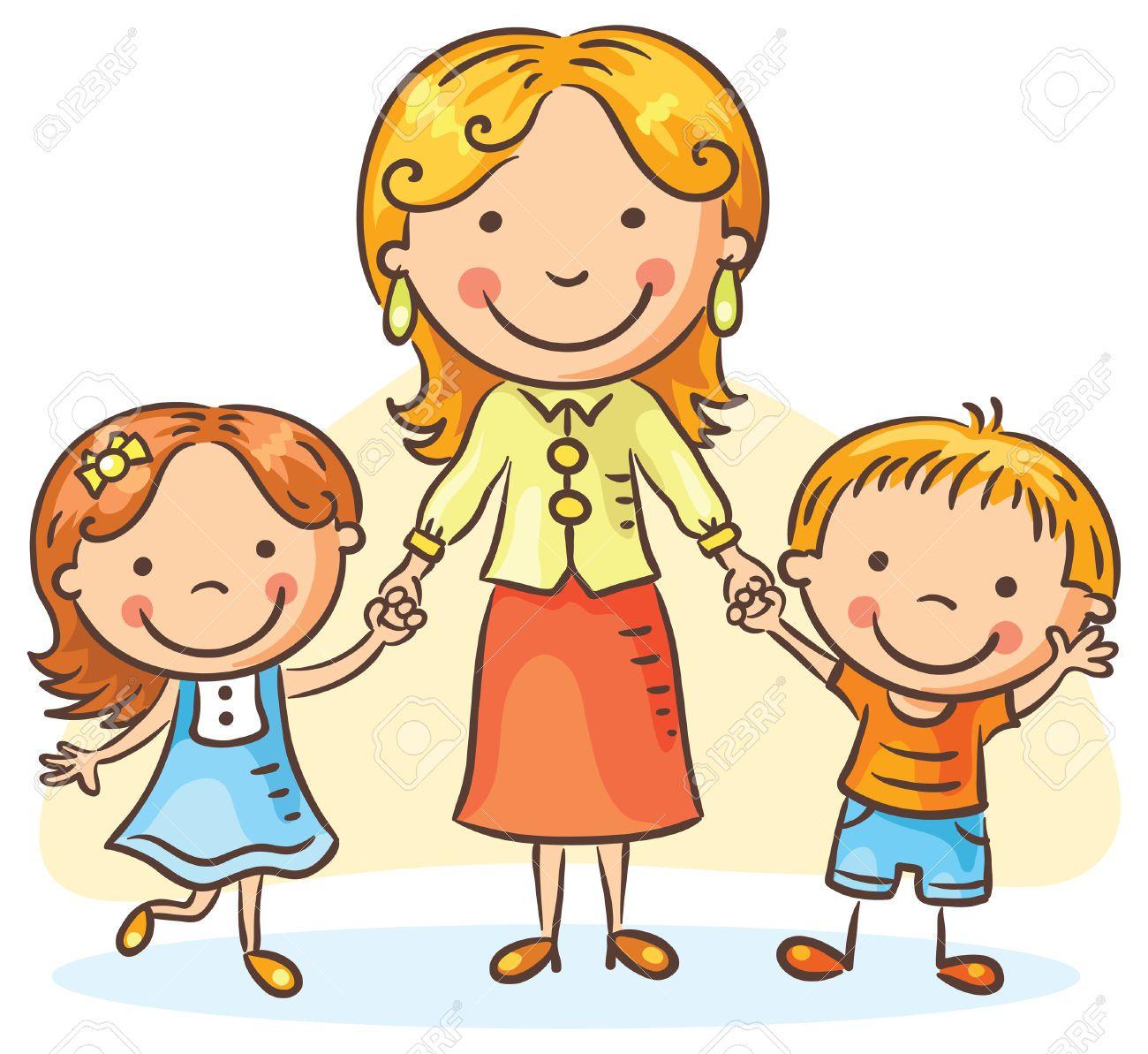 Pin De Azucena Medina En Educacion Dibujo De Ninos Jugando Dibujo Para Mama Imagenes De Familias Felices