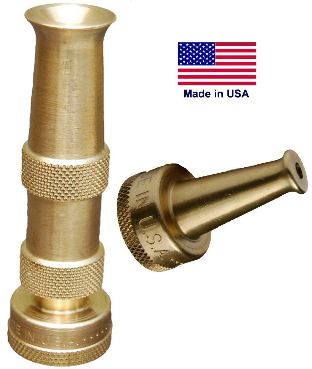 Brass Hose Nozzle Car washer, Shower jets, Solid brass