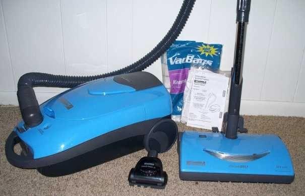 Kenmore Canister Vacuum Model 116 26312 Whisper Belt Powermate Sweeper Hepa Filter Tools Blue Canister Vacuum Cleaner Canister Vacuum Kenmore Vacuum