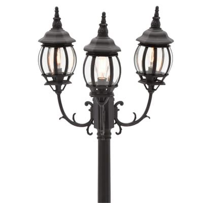The Home Depot Logo Outdoor Post Lights Post Lights Home Decorators Collection