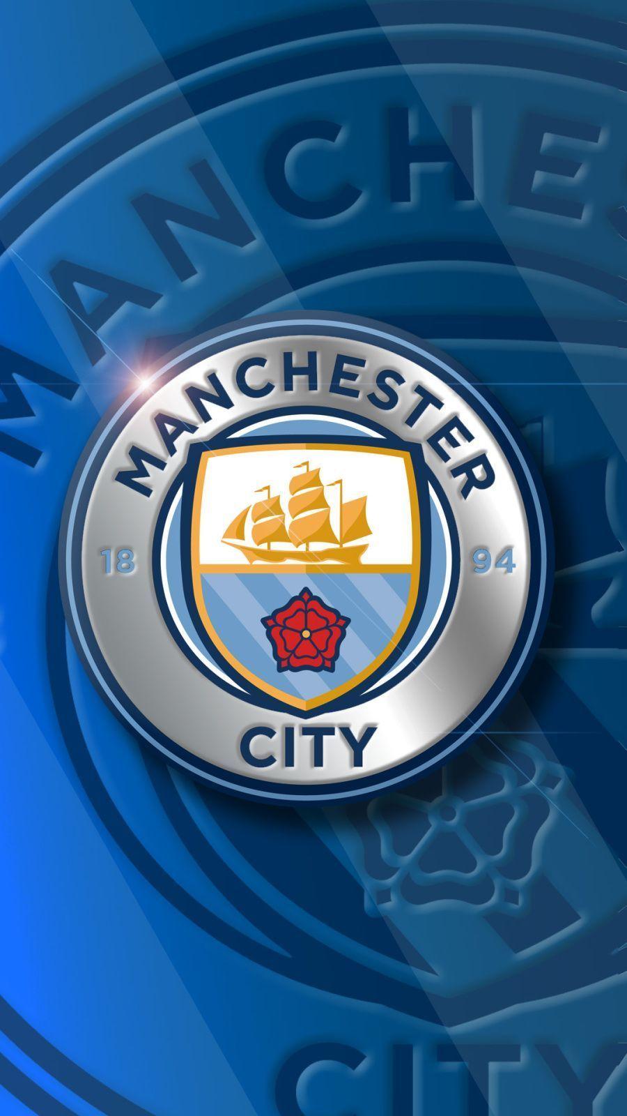 Man City Wallpaper Manchester City Wallpaper Manchester City Manchester City Logo