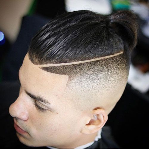 21 Shape Up Haircut Styles Men S Hairstyles Haircuts 2020 Man Bun Hairstyles Man Bun Haircut Long Hair Styles Men