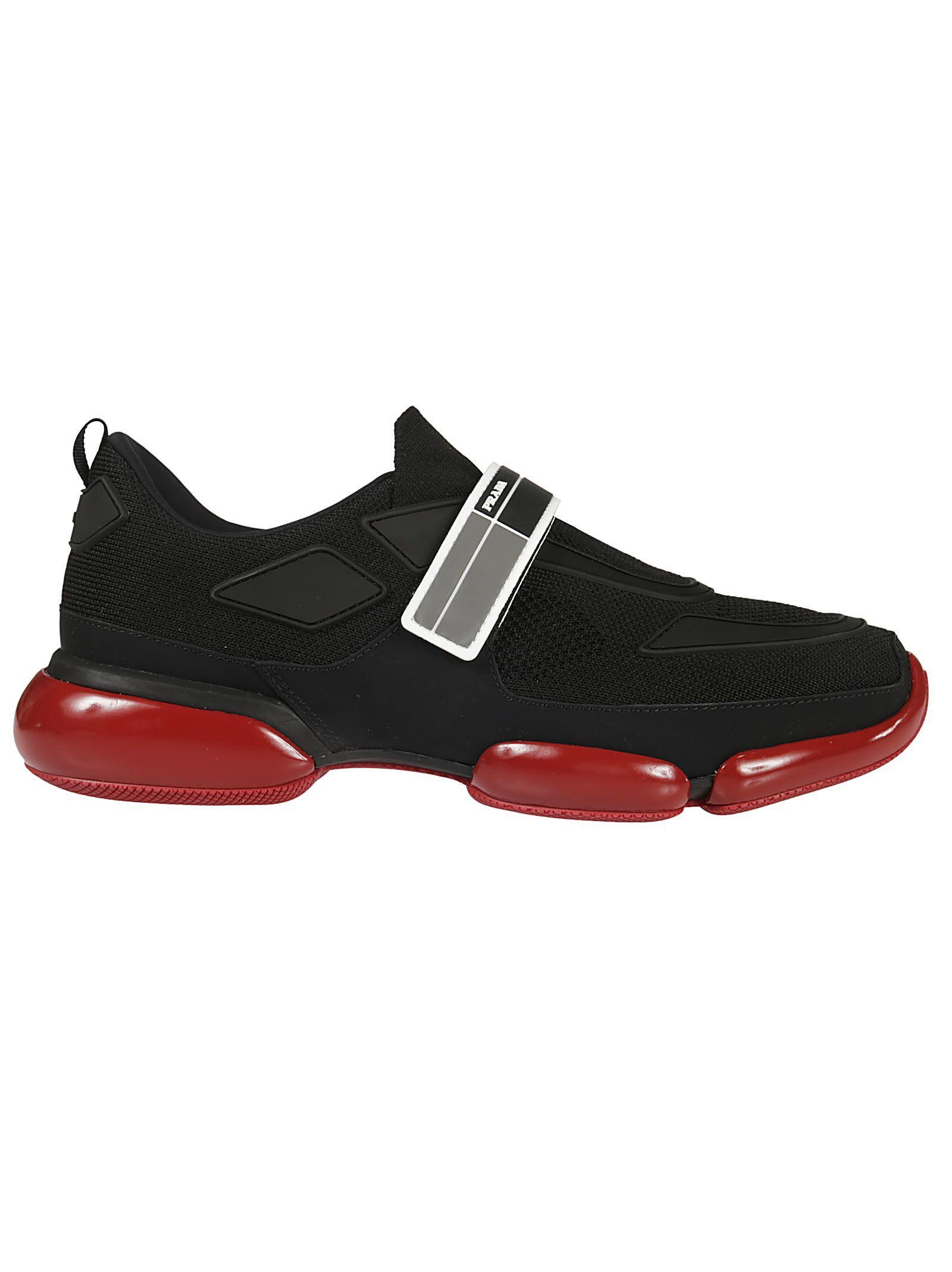 SNEAKERS. #prada #shoes #   Prada