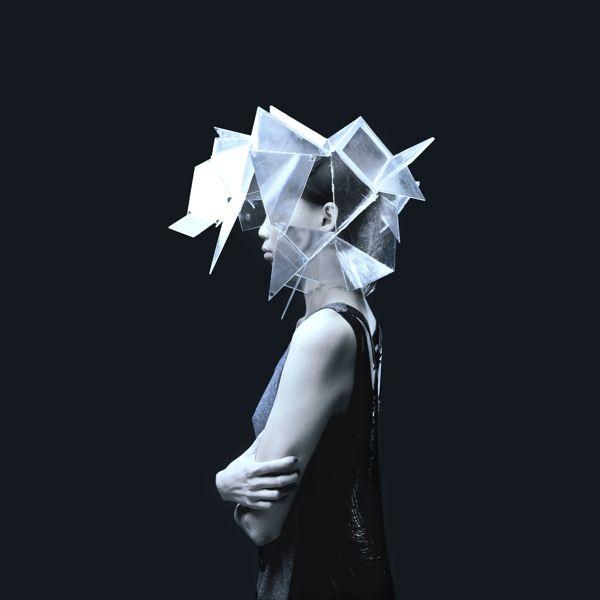 . Apoptose by Thibault Delhom, via Behance #photography #portrait #futuristic
