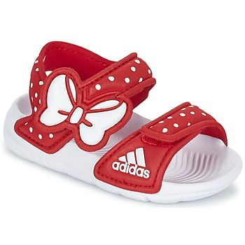 2ce10414a3f2 Sandály+adidas+Performance+DISNEY+AKWAH+9+I+Červená+631.00+Kč ...