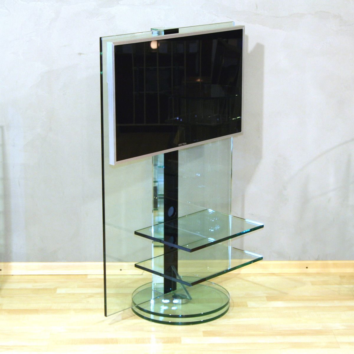 tv hifi möbel glas - hi-fi son - tv hifi möbel glas - in