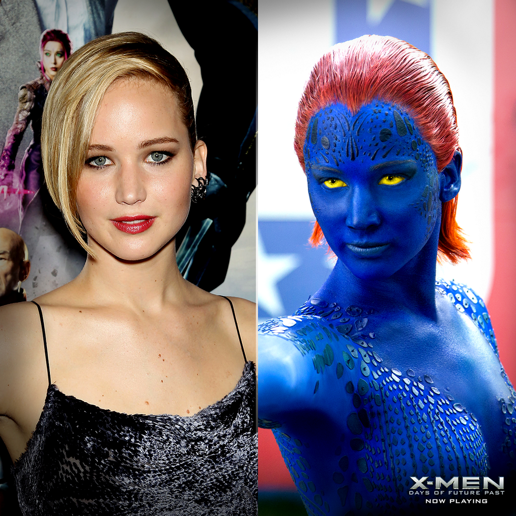 X Men Movies On Twitter Jennifer Lawrence Jennifer Lawrence Photos Jennifer Lawrence Mystique