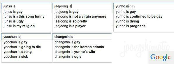 """""""Junsu is my religion"""", """"Yunho is pregnant"""" and """"Changmin is Yunho's wife"""" are my faves"""