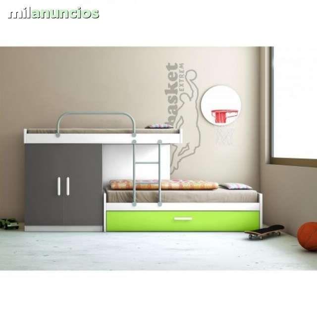 MIL ANUNCIOS.COM - Tres camas. Literas tres camas en Madrid. Venta ...