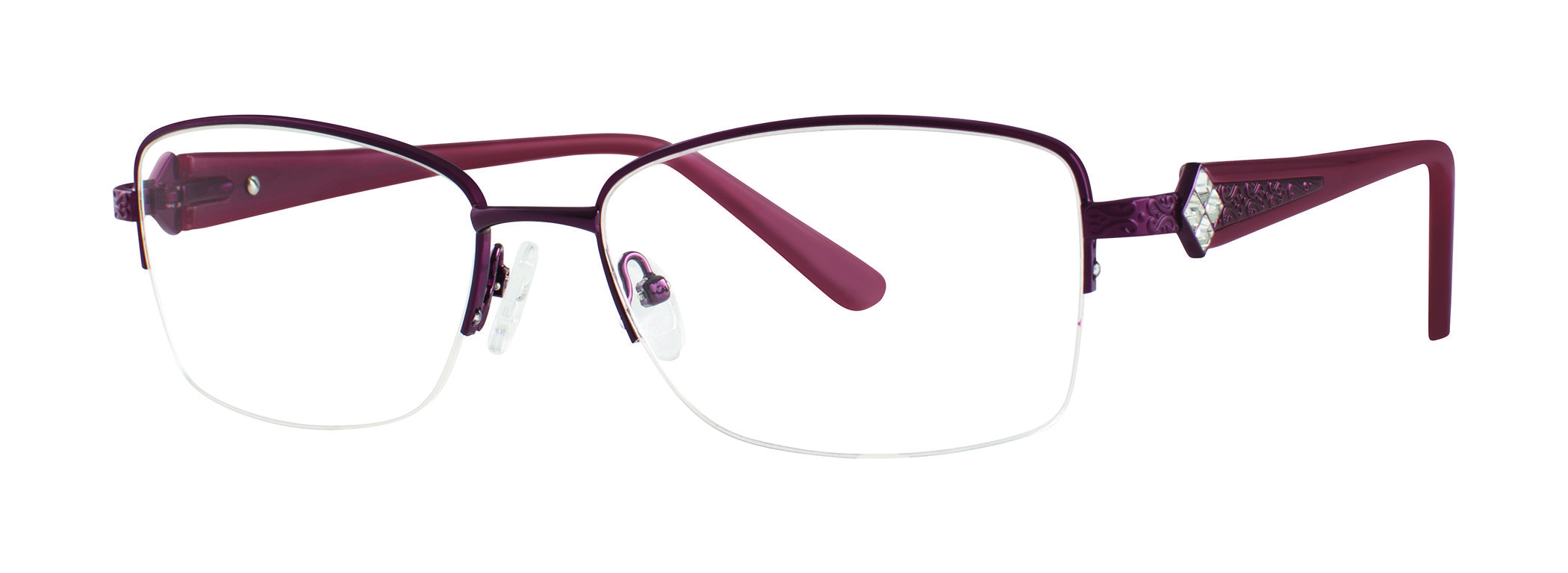 Wonderful by GB+ Eyewear. Plus-size eyeglass frames that are ...