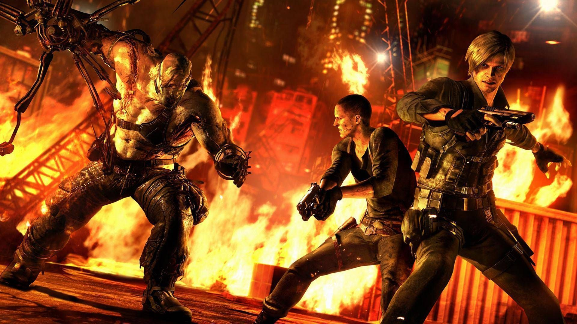 Buy Resident Evil 6 Ps4 Compare Prices Resident Evil Resident Evil Ps4 Resident Evil 5