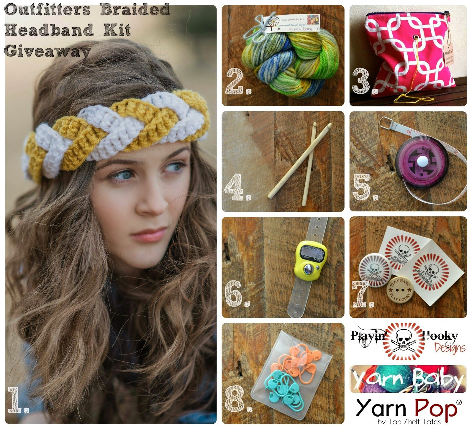 A chance to win some amazing things. Check it out if you crochet ...