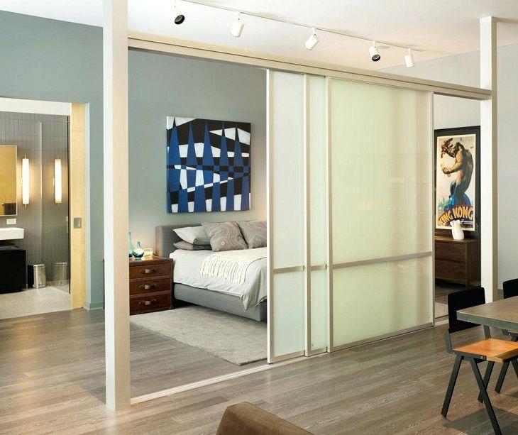 BEST 10 Ways To Divide Space in Your Studio Apartment Studio