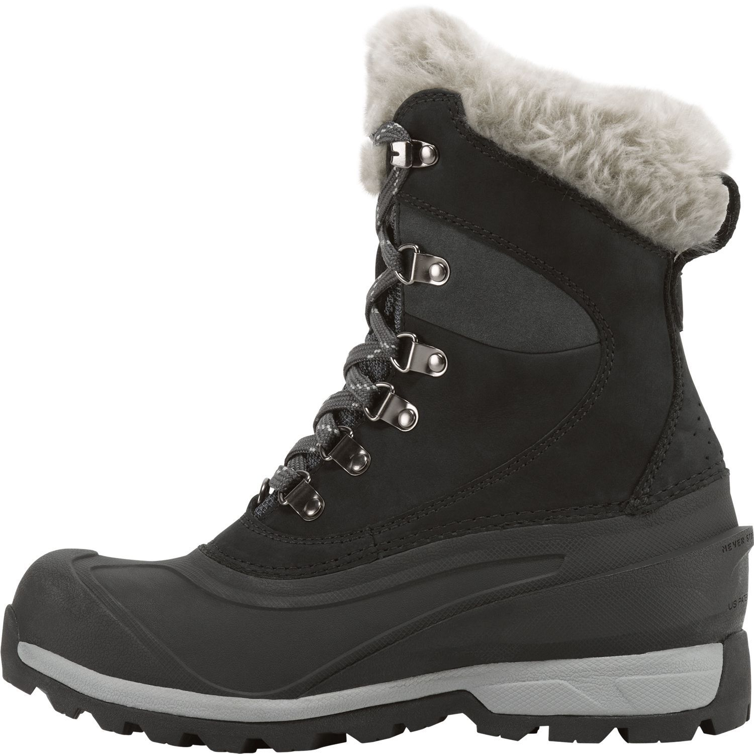 7759c2c1a The North Face Women's Chilkat 400g Waterproof Winter Boots ...