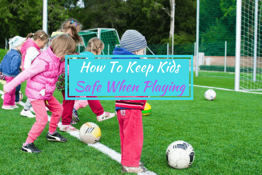 How To Keep Your Kids Safe While Playing Toddler