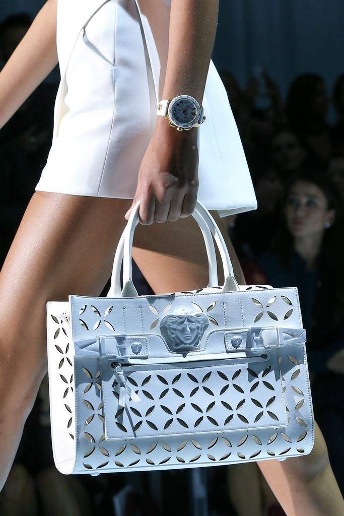 Versace Spring 2015 Ready-to-Wear - Collection - Gallery - Look 1 -  Style.com e700f57c458ab