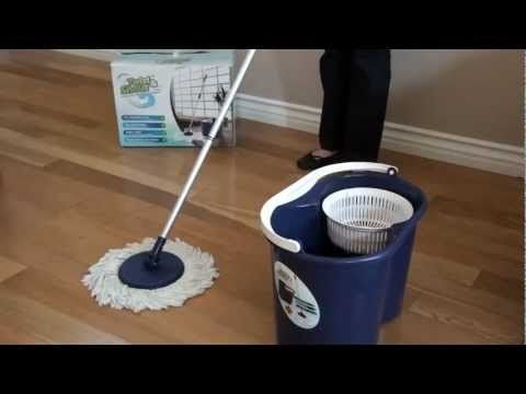 Twist And Shout Mop Operating Instructions Youtube Cleaning