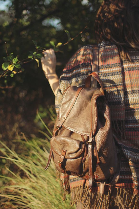Fantastic Bag. How To Discover the Great Outdoors.