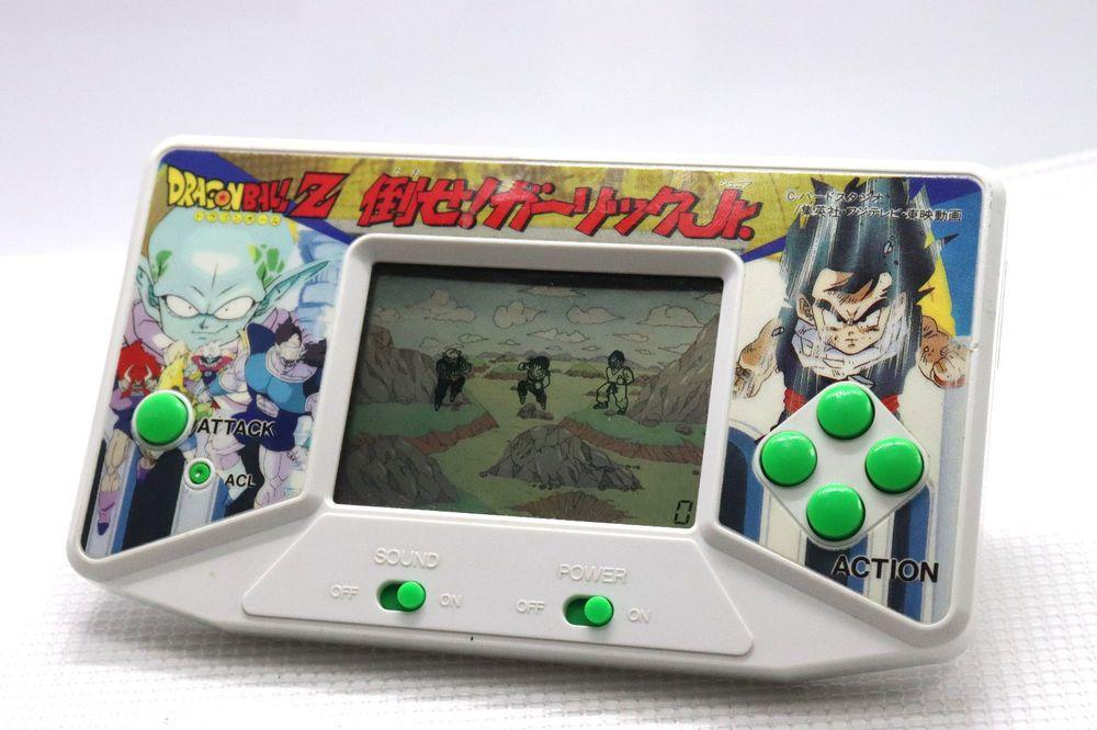 Bandai LCD Handheld Game Pocket Club P1 Dragon Ball Z vs