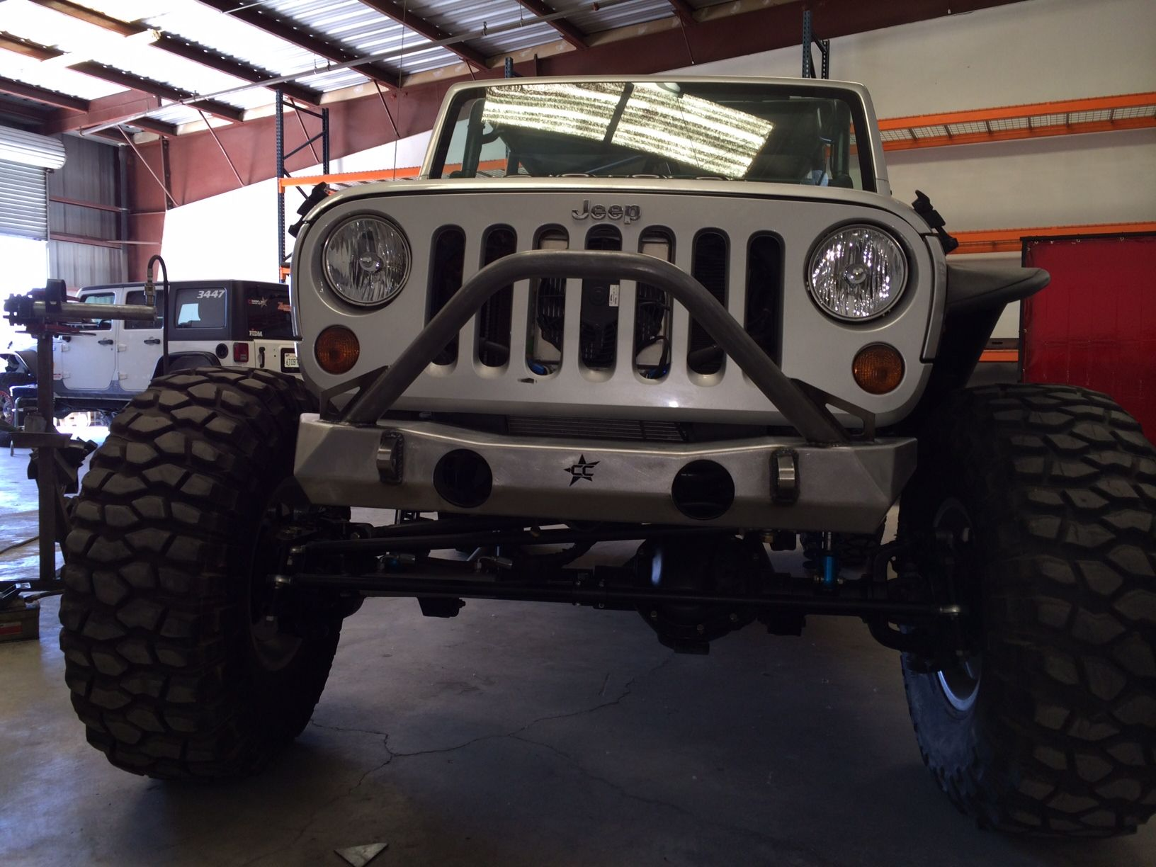 RK 3.5 lift pics please - Page 2 - JKowners.com : Jeep