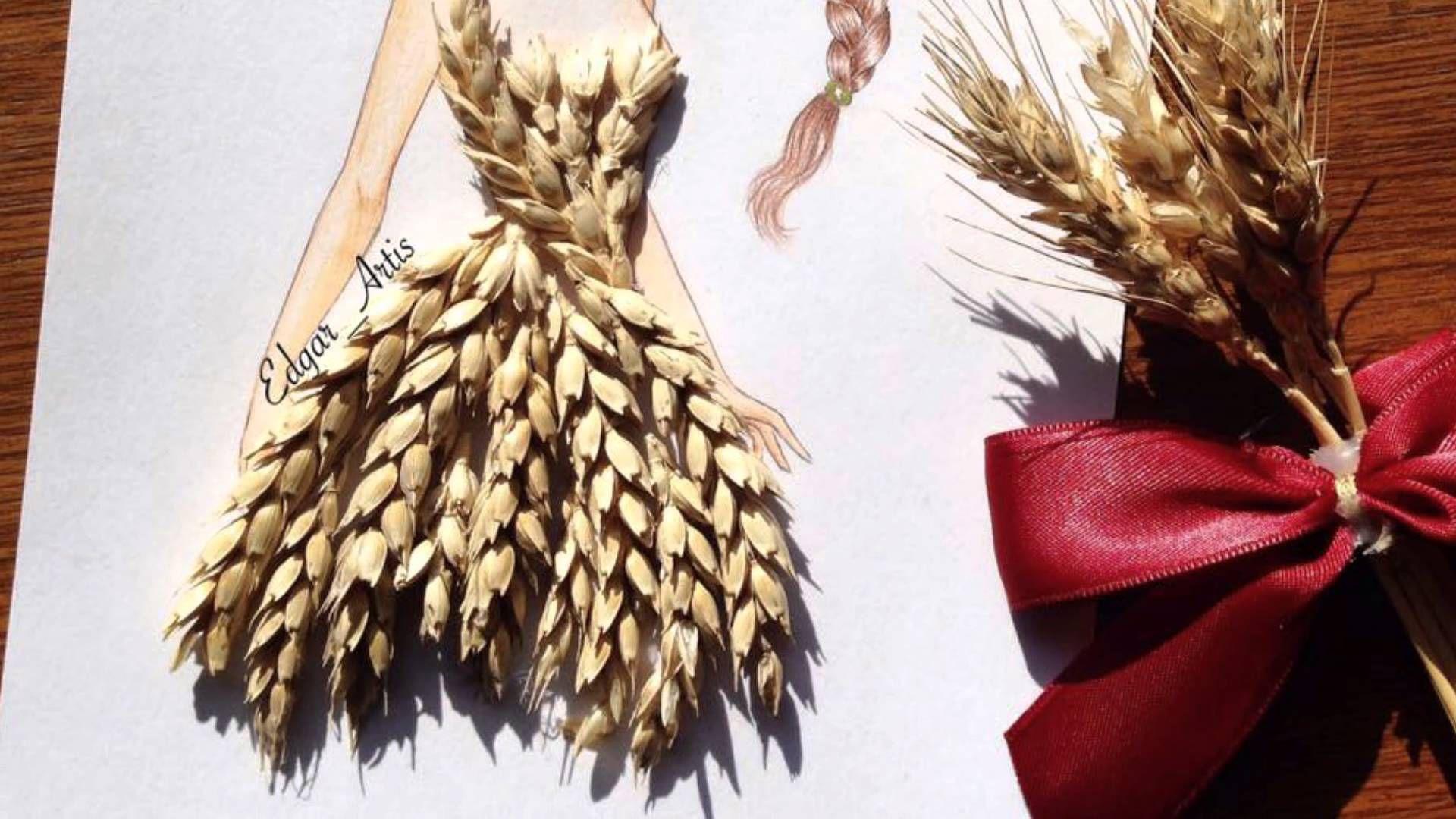 Edgar Artis crea moda otro nivel