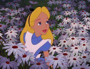 Alice Au Pays Des Merveilles Dessin Animé image alice personage alice pays merveilles disney film   alice au