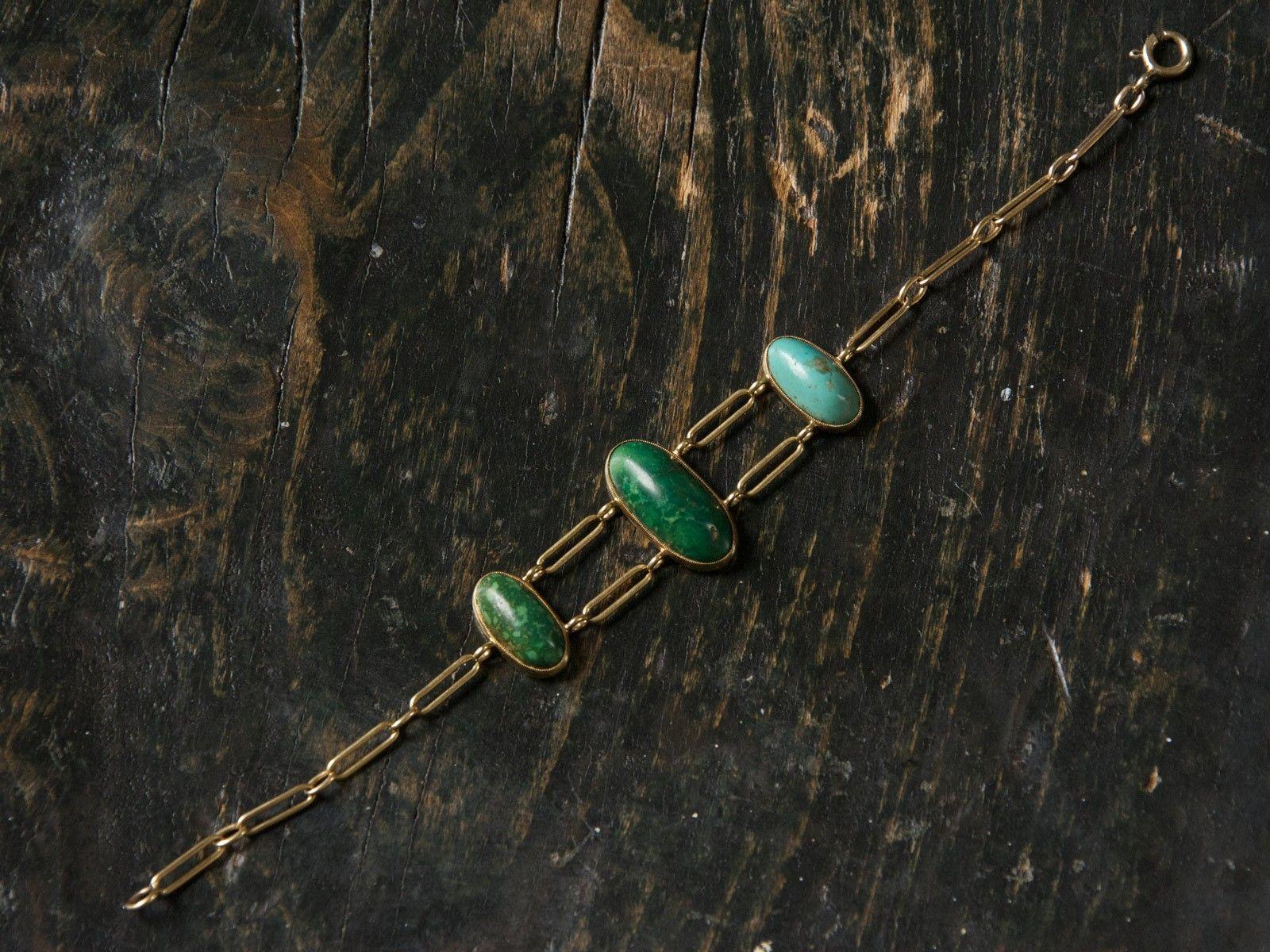 1900s Arts & Crafts Bracelet