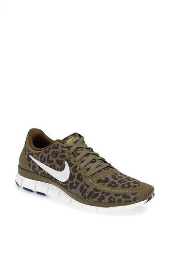 Cheap Nike Air Max 90 Shoes Sale Online,Discount Nike Air Max 2014 Sneakers  Nike Running Free Brown and Cheetah print [Womens Nike Air Max 90 2014 -