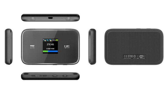 ZTE UFi MF970 LTE Cat6 Mobile WiFi Hotspot Mobile wifi