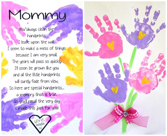 printable handprint mother 39 s day poem april may bullentin board pinterest poem keepsakes. Black Bedroom Furniture Sets. Home Design Ideas
