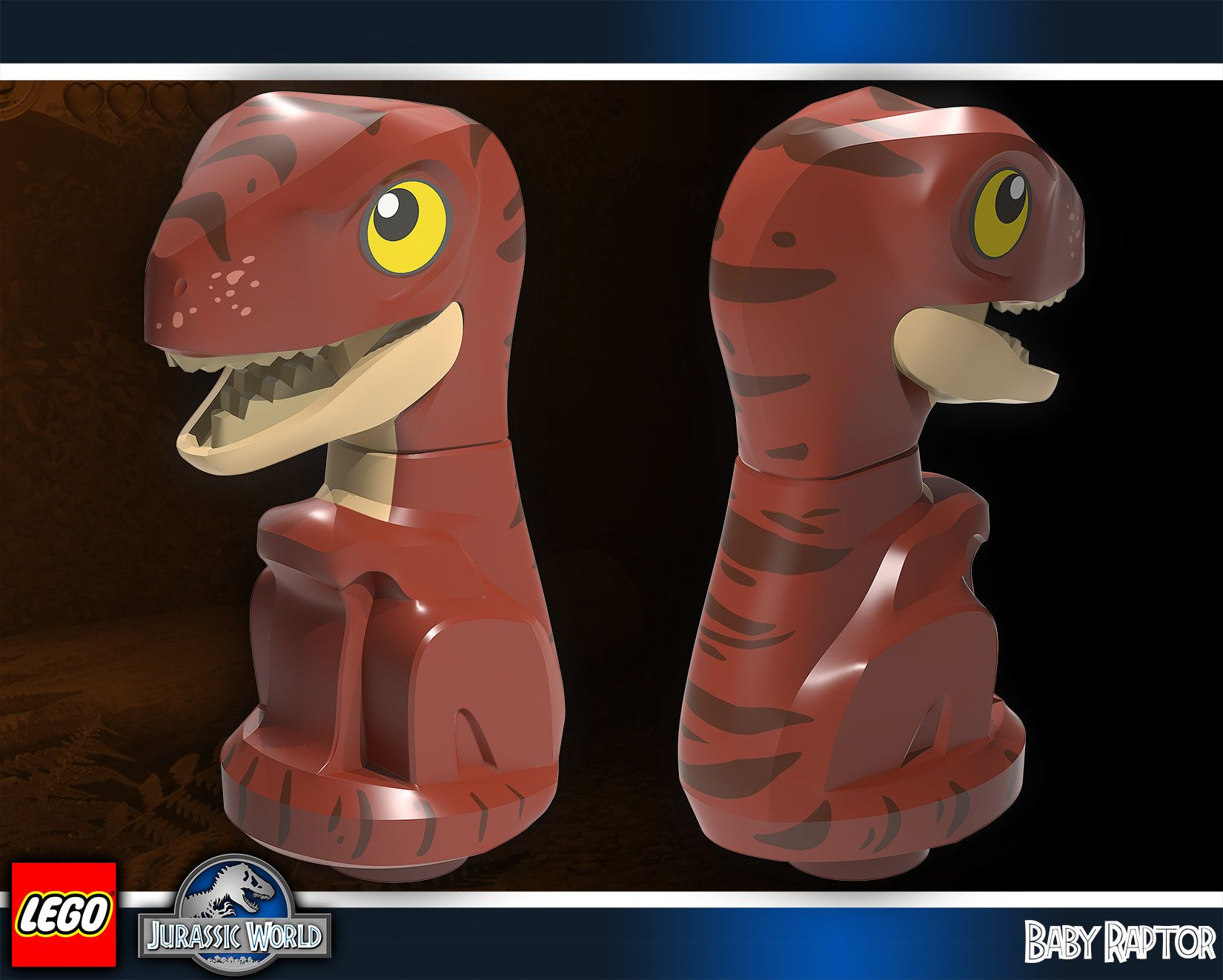A selection of assets i made for lego jurassic world was great a selection of assets i made for lego jurassic world was great fun gumiabroncs Choice Image