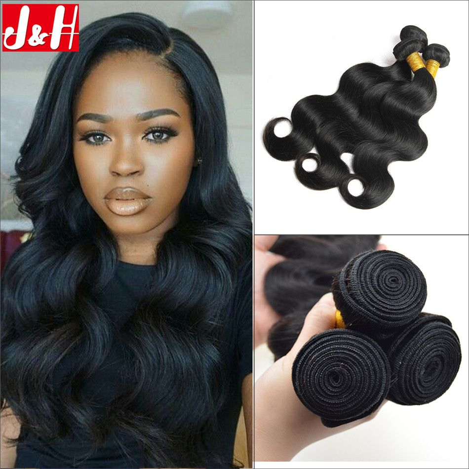 Top peruvian virgin hair body wave 3 bundles unprocessed raw human top peruvian virgin hair body wave 3 bundles unprocessed raw human hair extensions 7a good quality pmusecretfo Gallery